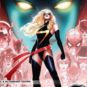 Making The Case For: A Ms. Marvel Movie