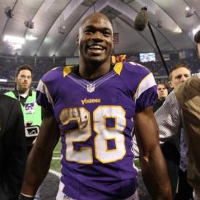 Adrian Peterson Accused of Using PEDs,Unfazed