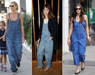 Fashion Trend Blast From The Past Overalls Are Back Sublime Zoo