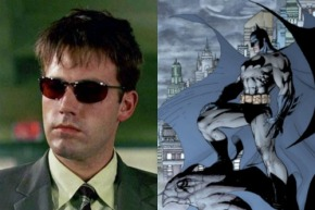 And…..Ben Affleck is Officially the New Batman