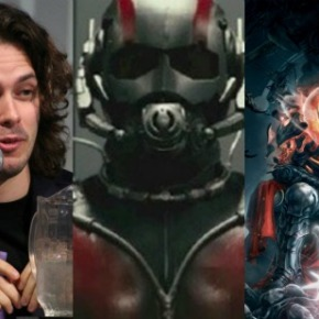 Edgar Wright Explains Why Ultron is in 'The Avengers: Age of Ultron' instead of 'Ant-Man'
