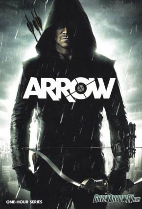 New 'Arrow' Poster ShowcasesCast