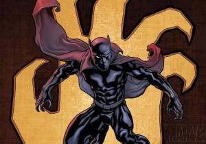 The Black Panther, ladies and gentleman.