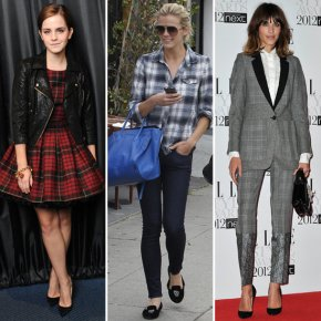 The New Trend: Plaid