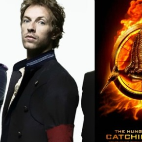 Coldplay Unveils New Cover Art for Their New 'The Hunger Games: Catching Fire' Track