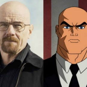 [RUMOR]: 'Breaking Bad' Star Bryan Cranston Cast as Lex Luthor in 'Man of Steel' Sequel?