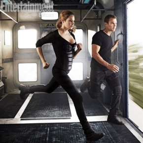 THE TRAILER HAS DROPPED: 'Divergent'
