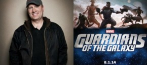 Marvel Studios President Kevin Feige Dishes on 'Guardians of the Galaxy'