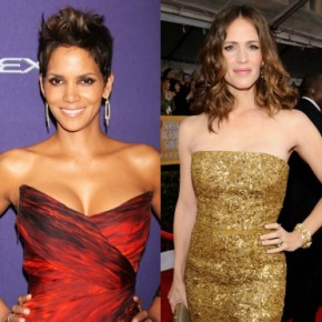 Proud Mamas Halle Berry and Jennifer Garner Unite to Push Anti-PaparazziBill