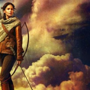 'The Hunger Games: Catching Fire' Victory Banner Showcases Entire Cast