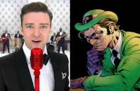 Justin Timberlake Wants to Play the Riddler