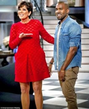 Proud Papa Kanye West Unveils First Photo of NorthWest