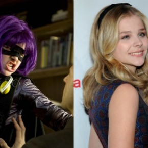'Kick-Ass 2' Star Chloë Grace Moretz Stops By Chelsea Lately, Talks Being Home-Schooled