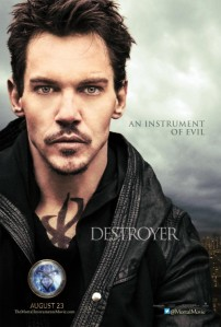 Seriously Jonathan Rhys Meyers. Why are you in this movie!?