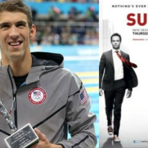 Michael Phelps Will Be Guest Starring on 'Suits'