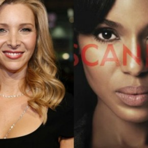 'Friends' Star Lisa Kudrow Joins 'Scandal'