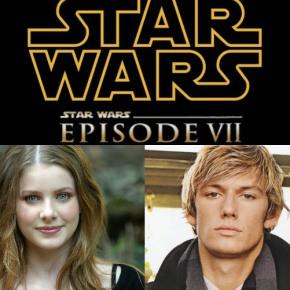 [RUMOR]: Rachel Hurd-Wood & Alex Pettyfer Up for Roles in Star WarsVII?