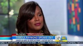 Usher's Ex Talks about the DrowningIncident