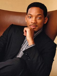 Here is Will Smith. Your argument is invalid.