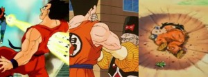 Yamcha collage