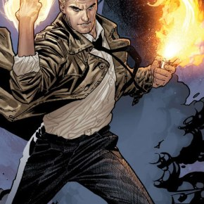 NBC Orders New Show Featuring DC Character JohnConstantine