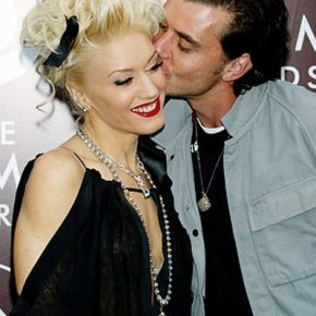Gwen Stefani Pregnant with Baby #3