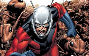 Ant-Man Moved Up From November Release Date to Summer 2015Date