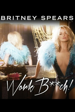 Britney Spears Reveals Cover Art For New Single