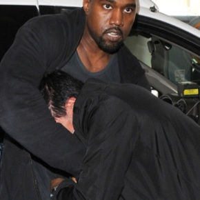 Kanye West Charged With Battery and Attempted Theft