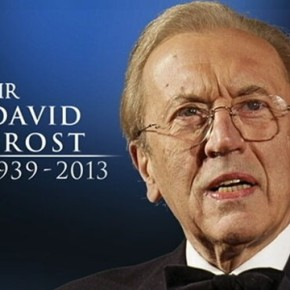 Broadcaster David Frost Dead at74