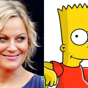 Amy Poehler to Return to TheSimpsons
