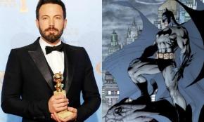 Ben Affleck Finally Speaks Out About Being Cast as Batman(Video)