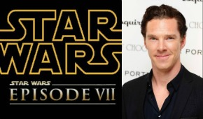 [RUMOR]: Benedict Cumberbatch Added to Star Wars VII Cast?