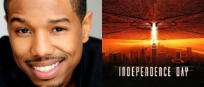 [RUMOR]: Michael B. Jordan Up For Role as Will Smith's Son in 'Independence Day 2′?