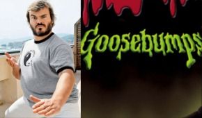 Jack Black in Talks to Star in Adaption of 'Goosebumps'