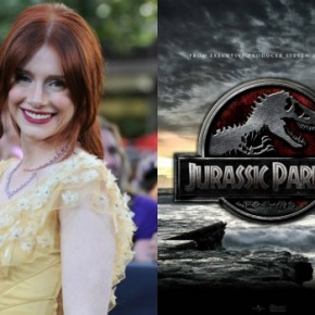 Bryce Dallas Howard Up For Role in 'Jurassic Park 4'
