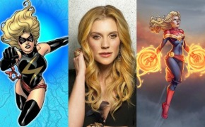 Marvel Eyes Katee Sackhoff For Unknown Role