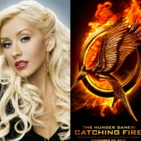 "[UPDATE]: Christina Aguilera's 'Catching Fire' Song ""We Remain"" Debuts"