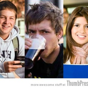 5 Types Of People You Are Bound To Meet In College