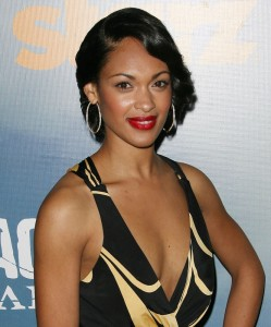 Ladies and gentlemen, Cynthia Addai-Robinson.