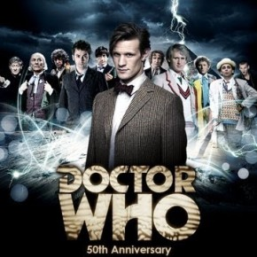 [UPDATED] Title, Running Time, and Poster Revealed for Doctor Who 50th Anniversary Special