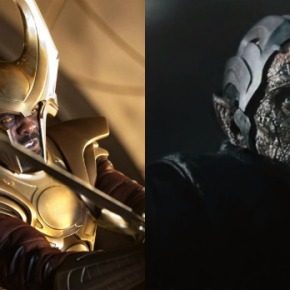 New 'Thor: The Dark World' Posters Showcase Heimdall and Malekith