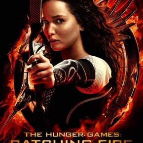 "New 'Catching Fire' Poster Debuts; Reminds Us of ""The Enemy"""