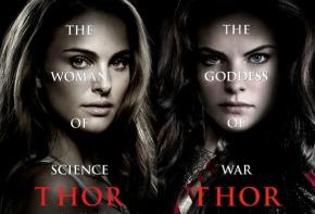 New 'Thor: The Dark World' Posters Showcase Jane andSif