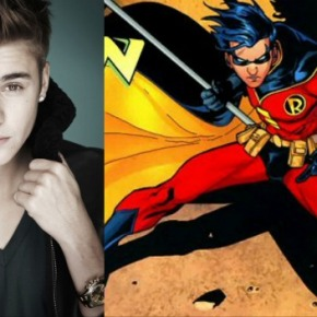 [UPDATED]: Justin Bieber Teases That He May Be Up for Robin Role