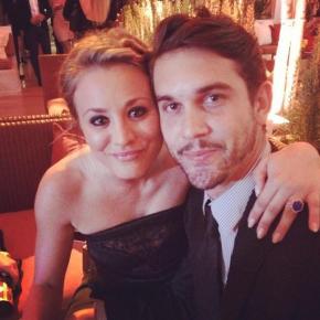 'Big Bang Theory' Star Kaley Cuoco and Ryan Sweeting AreEngaged