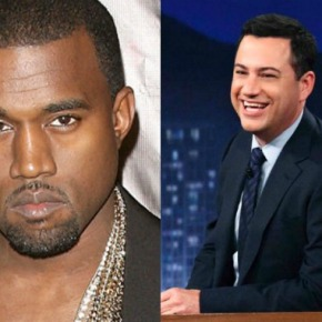 [UPDATE]: Jimmy Kimmel Addresses Kanye Drama on 'Jimmy Kimmel Live'