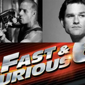 Cameras Begin Rolling For 'Fast 7'; Vin Diesel Talks Kurt Russell and 'Fast8'