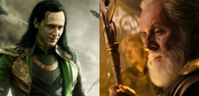 New 'Thor: The Dark World Posters' Featuring Loki and Odin Hit the Web