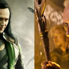 New 'Thor: The Dark World Posters' Featuring Loki and Odin Hit theWeb